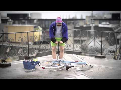 """Необычный ремикс с помощью велосипеда на песню Nas' """"I Can"""""""