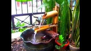 Air Mancur Sederhana, Keren!!