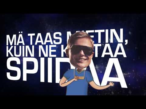 Cheek - Flexaa feat. Sanni & VilleGalle (Lyric Video) tekijä: LiigaMusicOy