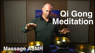Video Qi Gong Meditation & Healing - For Sleep & ASMR MP3, 3GP, MP4, WEBM, AVI, FLV Juni 2018