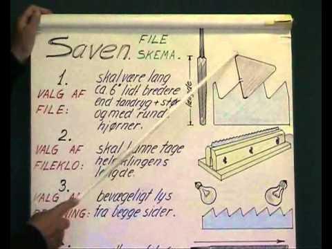 Lektion 12 - Værktøjslære