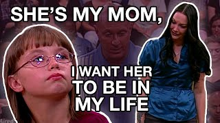 Can Makayla Get To Her Mother? (The Steve Wilkos Show)