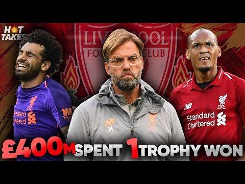 """Liverpool Need To SACK Klopp To Win Trophies"" | #HotTakes (видео)"