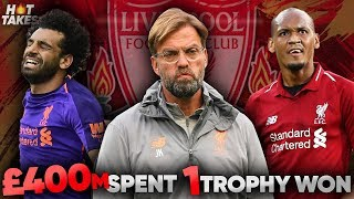 """Liverpool Need To SACK Klopp To Win Trophies"" 