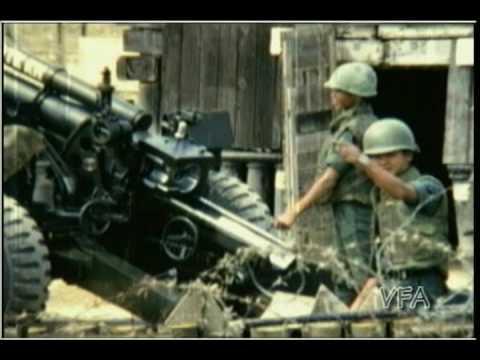Vietnam War home movies My Tho A.O., IVCTZ Ben Tre 1970s
