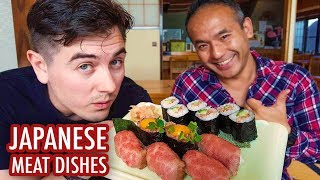 Video 5 Must Try Meat Dishes in Japan MP3, 3GP, MP4, WEBM, AVI, FLV Agustus 2019