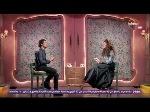 بعد زواجهما..حسن الرداد ينفي شائعة ارتباطه بإيمي سمير غانم