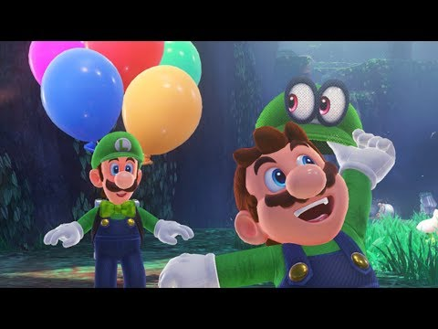 Luigi's Balloon World - VideoGameDunkey