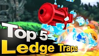 Top 5 Ledge Traps