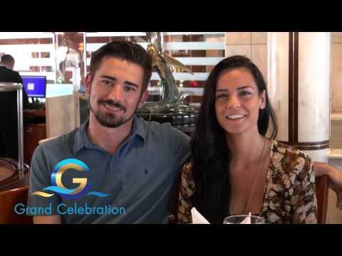 Nick Sara Grand Celebration Ship Testimonials