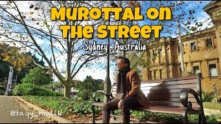 Murottal On The Street in Sydney , Australia !! I Taqy Malik