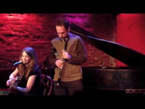 "Martina Fiserova - ""My Little Peace""  live at Rockwood Music Hall"