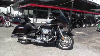 4. 610199 - 2013 Harley Davidson Road Glide Ultra FLTRU - Used Motorcycle For Sale