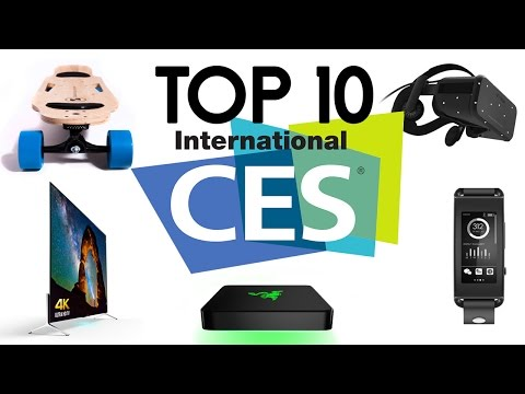 Best of CES 2015 – Top New Tech & Gadgets