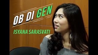 Video ISYANA DIGODAIN OFFICE BOY GEN FM MP3, 3GP, MP4, WEBM, AVI, FLV Oktober 2017