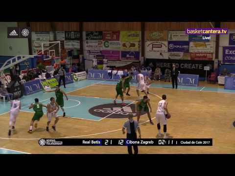 ANGT Coin: U18 Real Betis Energia Plus Seville vs. U18 Cibona Zagreb - Full Game