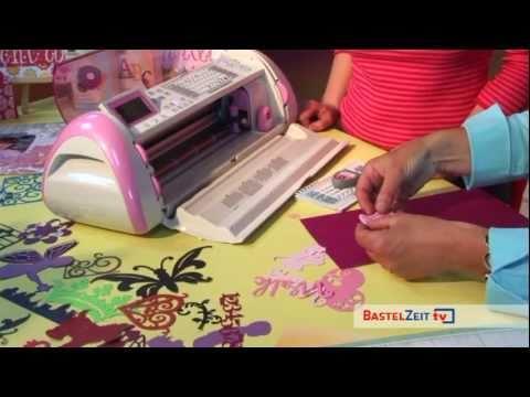 Bastelzeit TV 60 - Scrapbooking Cricut