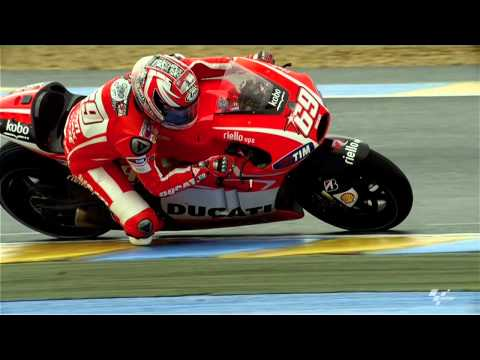 action - Watch the best images of the Ducati team in Le Mans.