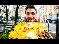 LIVING CHEAP IN PARIS - THE ONE EURO MEAL CHALLENGE!