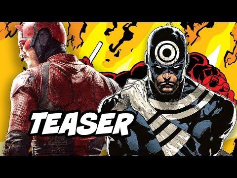 Daredevil Season 3 Teaser First Look and Bullseye Breakdown