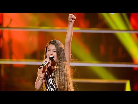 , title : 'Alexa sings Girl On Fire | The Voice Kids Australia 2014'