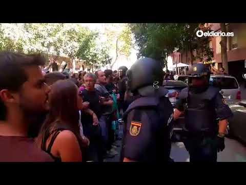 """Video - """"Βενεζουέλα"""" η Καταλονία πριν από το δημοψήφισμα"""