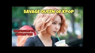 Video [Sooyoung Funny Montage] Savage Queen = Choi Sooyoung MP3, 3GP, MP4, WEBM, AVI, FLV Januari 2019