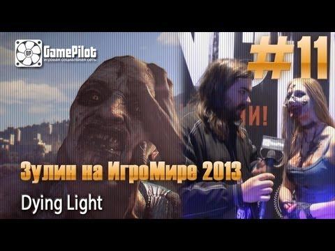 Зулин на игромире 2013. Эпизод 11 - Dying Light.