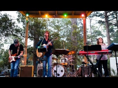 Forrest Williams Band at Backyard Boogie First Anniversary Jam