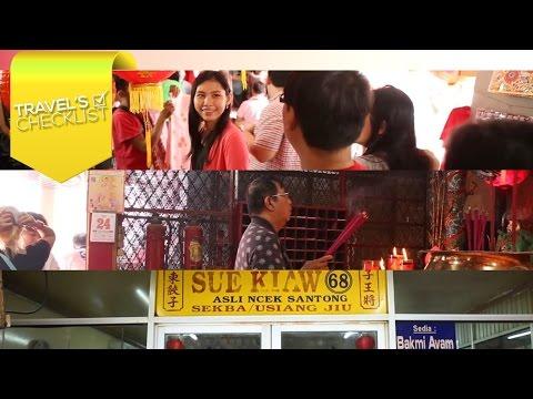 TRAVEL'S CHECKLIST – Pecinan Jakarta