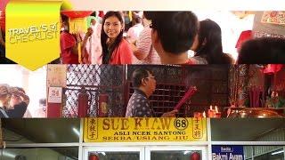 TRAVEL'S CHECKLIST - Pecinan Jakarta