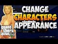"GTA 5 Glitches: Change Characters Appearance Online Glitch! (GTA 5 Glitches) ""GTA 5 Glitches"""