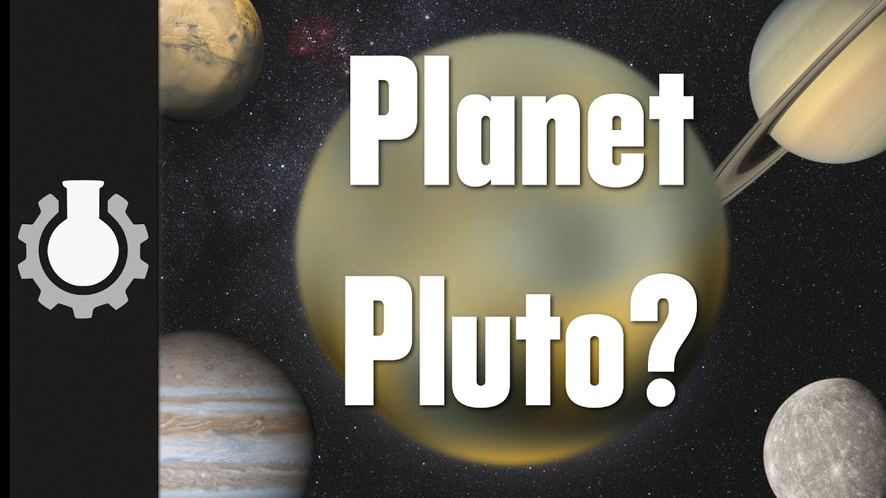 Is Pluto a planet? (CGP Grey)