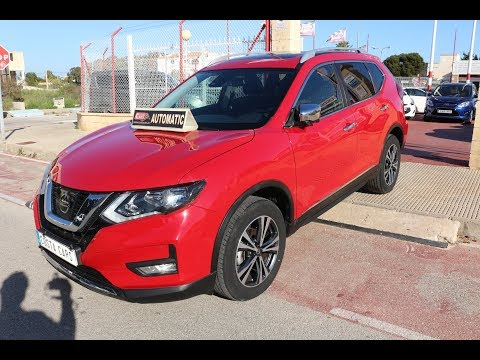 See video Nissan XTRAIL 1.6 DCI N-CONNECTA