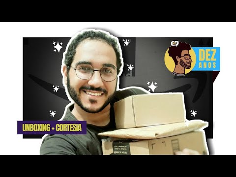 Perdendo o Controle na Amazon | UNBOXING | BOOKCRUSHES