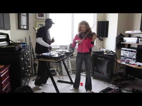Hip Hop violin with DJ Total Eclipse