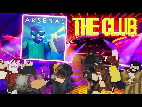 ARSENAL.EXE | The Night Club Update