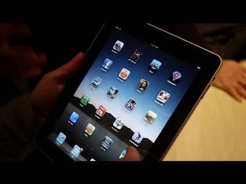 Apple iPad Tablet Announced: Full Information