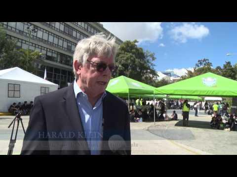 Alemania reconoce la firma de la paz en Guatemala