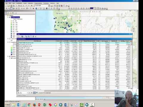 Rainfall Modeling with GIS, Part 1