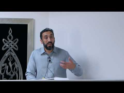 When The Devil Attacks Head On - Khutbah By Nouman Ali Khan