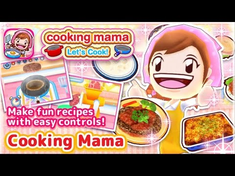 COOKING MAMA - GAMEPLAY IOS/ANDROID