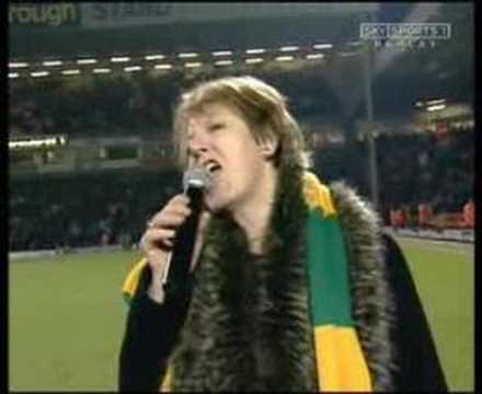 Delia Smith Speech