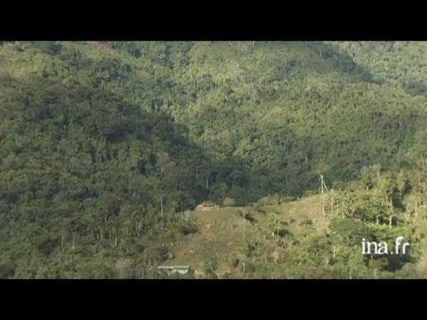Costa Rica : maison isolée dans la forêt