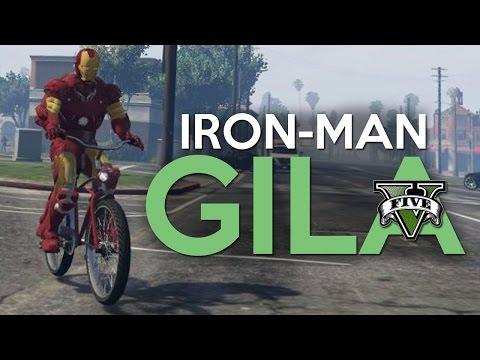 GTA 5 PC Mod – IRON MAN GILA – Bahasa Indonesia (Engga Lucu + Ngakak)