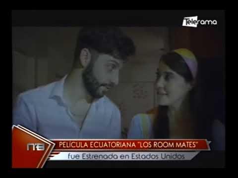 Película Ecuatoriana Los Room Mates fue estrenado en Estados Unidos