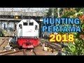 Kompilasi Kereta Api Hari Pertama di Tahun 2018, Stasiun Jatinegara