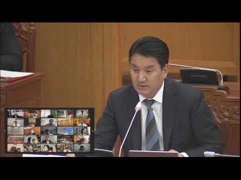 Ж.Ганбаатар: ЭЗБХ дээр зовлон яриад ЗГ-ын хуралдаан дээр амлалт авсан биш үү?