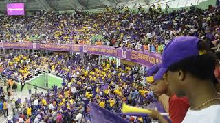 Danilistas muestran su fuerza en la capital con acto Palacio de los Deportes