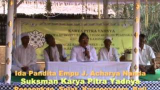 Movie Video-03 Dharma Wacana Suksman Pitra Yadnya.wmv